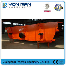 Professional Max. feed size vibration screen for quartz sand With Long-term Service