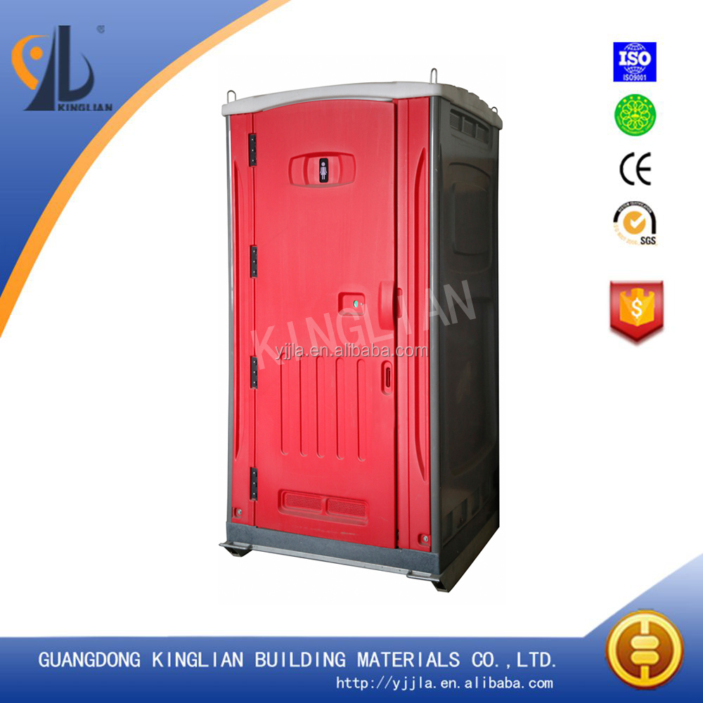 China HDPE Mobile Camping Portable toilet spray