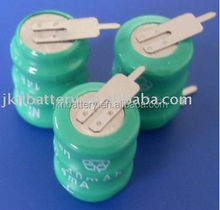 NI-Mh rechargeable button battery