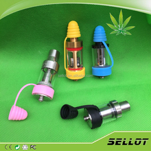vape pen atomizer tank cover ecigarette silicone cap sanitary cap Fit pico ego one Atomizer Tank