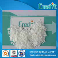 Ice Melt Salt Dihydrate Flakes Calcium Chloride 74-77