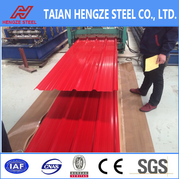 Popular Colorful Stone Coated Metal Roofing Tile / Environmental Coated Metal Roofing Tiles /Corrugated Roofing Steel Sheet