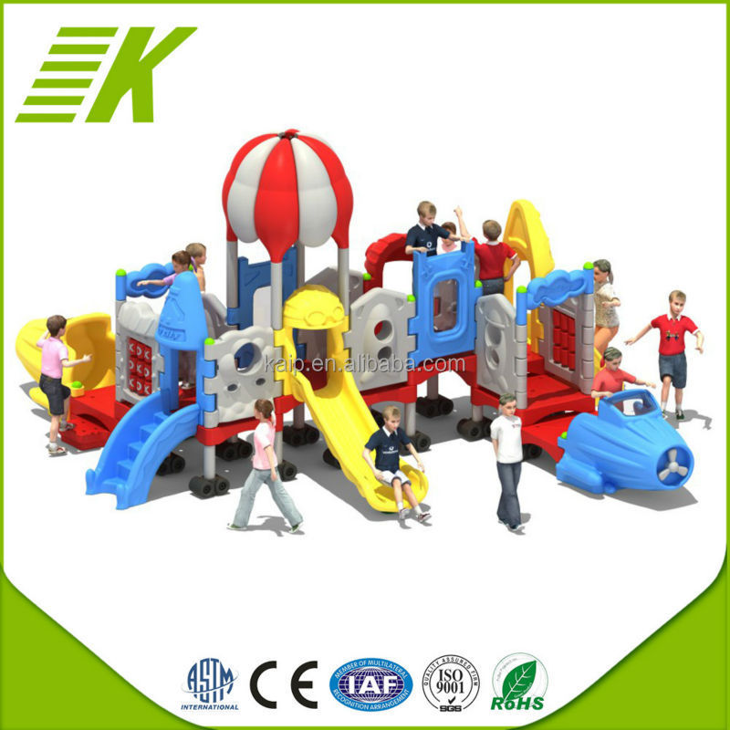 best selling shopping mall used kids outdoor playground equipment