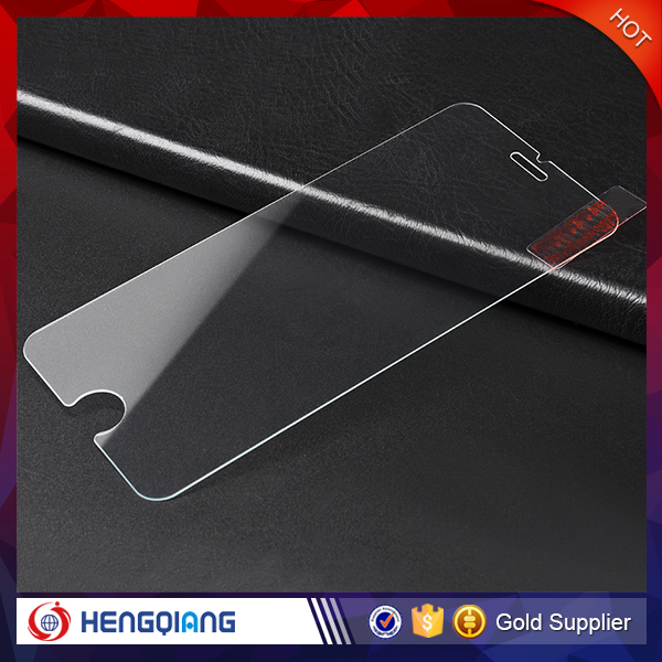10 years wholesale with factory price mobile phone accessories tempered glass screen protector film for iPhone 6