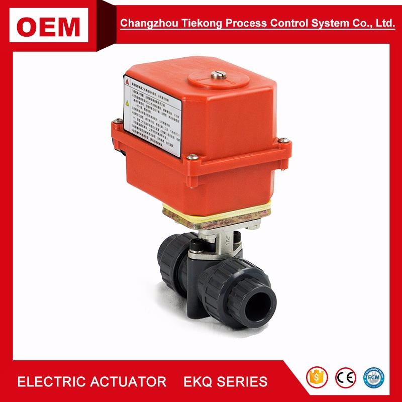 New design electronic control water valve with high quality