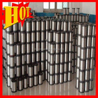 Factory supply high quality 99.9% purity nickel wire 0.025 mm