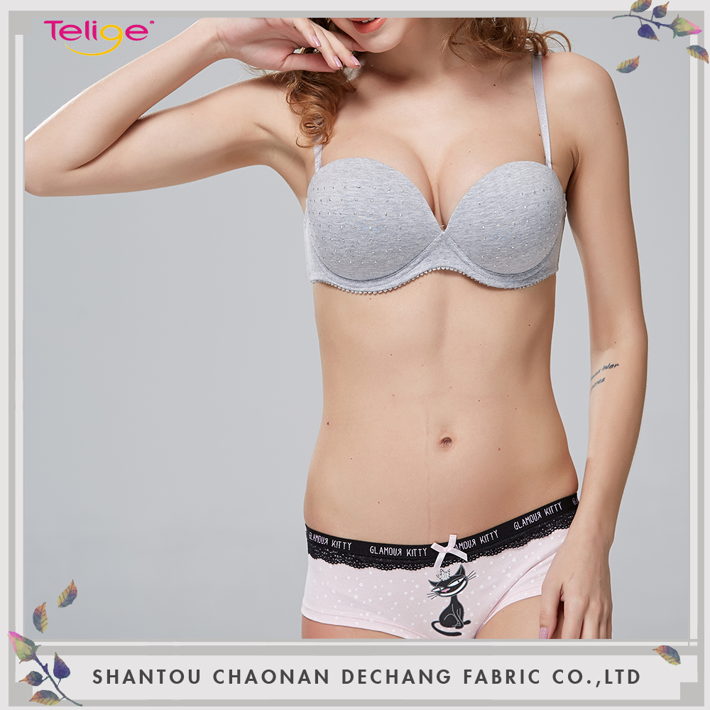 OEM China supplier breathable comfortable sexy girls bra