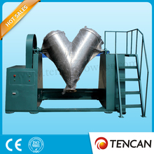 Granule mixing stainless steel V shape mixer