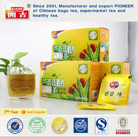 Korea elixir herbal natural tea herbal aloe beauty detox tea