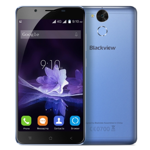 4G Brand Original Stylish popular china wholesale Blackview P2 64GB 4G network smart cellphone mobile phone