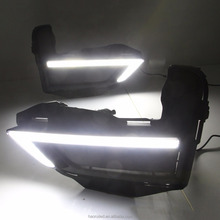 High quality led modified Day running light DRL for X-Trail SUV