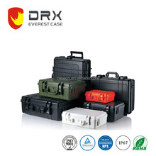 EVEREST/DRX High Quality Plastic Tool Equipment Box Hard Gun Cases