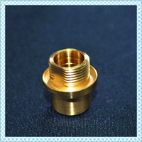 5 Axis/4 Axis CNC Precision Machining Brass Parts By Chinese Manufacturer
