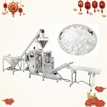 Hot sale automatic caltrop starch packing machine/singharanut starch packing machine/caltrop powder packing machine