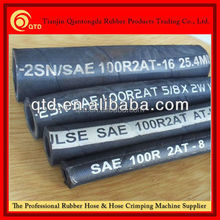 QTD high pressure industrial rubber hoses