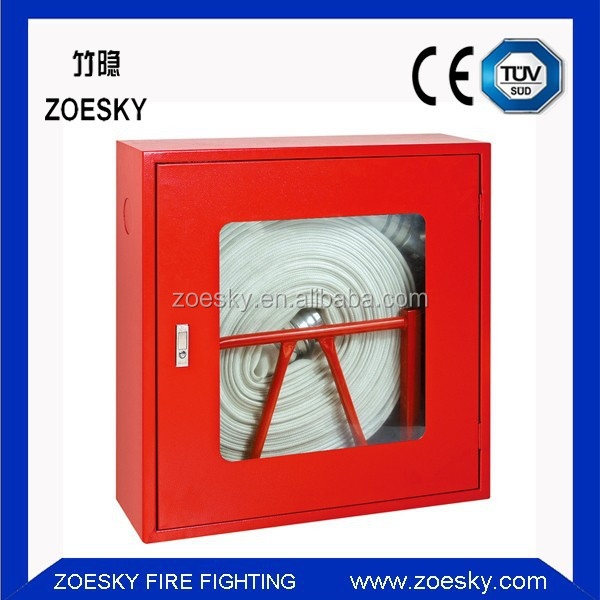 Factory Price Combined Fire Resistant Hose Reel Cabinet