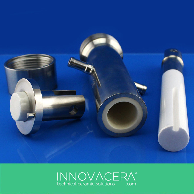 Ceramic Plunger / Piston for High Pressure Pump/ Washer/Innovacera