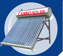 200 liter compact Stainless Steel evacuated tube solar water heaters import products mexico