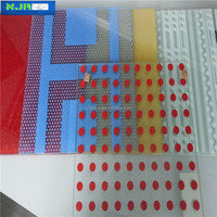 8mmCE certificated decorative painted glass, window glass