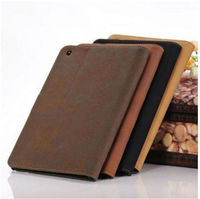 Luxury Leather Smart Case Stand Cover for ipad mini--Laudtec