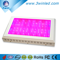 Christimas Popular Magic Lights 9 Bands LED Grow Lights 1000W UV IR for Tomatoes, Cucumber,Medical Plants MJ