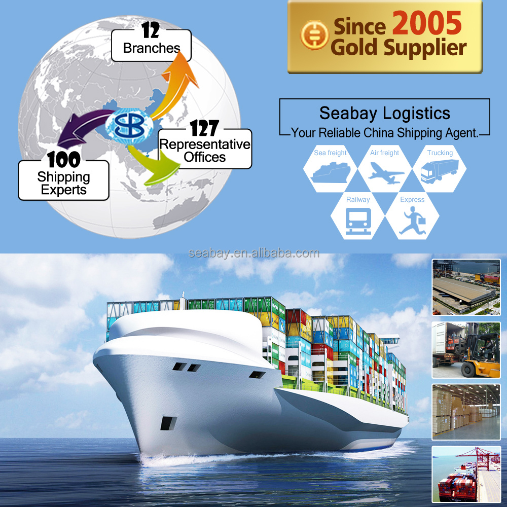 ocean freight forwarder shipping transportation from china to ciudad de mexico