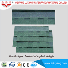 laminated fiberglass asphalt roofing shingle