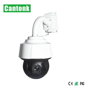 "10"" HD-IP High Speed Dome Camera 22X Optical Zoom"