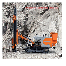 Top quality SEENWON mini mine drilling rig for sale