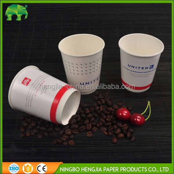 double wall paper cup , paper coffee cup