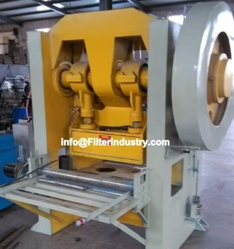 80ton punching press Perforated metal machine