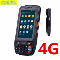 CARIBE PL-40L smart mobile phone free sdk NFC reader 1D 2D barcode scanner android bluetooth rfid reader writer