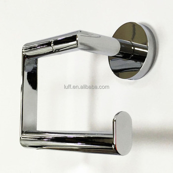 stainless steel Modern chrome Wall Mounted Towel Rack Holder Towel Ring paper tissue holder Bathroom Hardware Bath Accessories