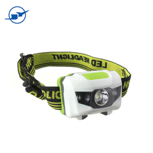 latest design red light hunting head light to wear lamp with AAA battery