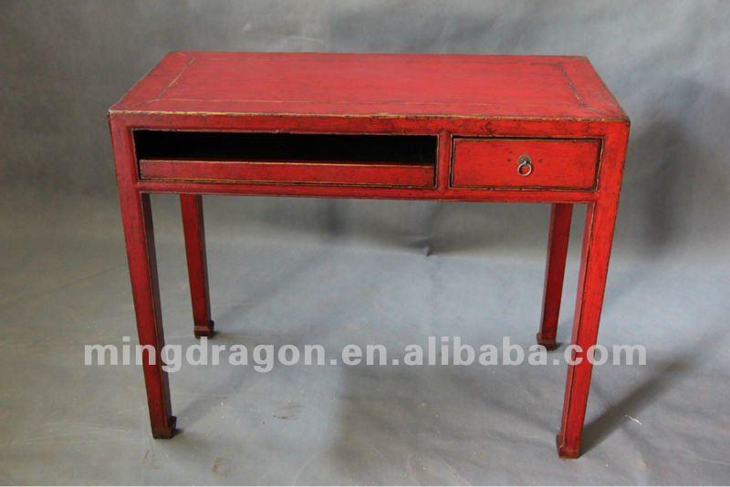 Muebles antiguos chinos de madera de pino rojo equipo de for Muebles antiguos chinos