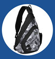 Wholesale Waterproof Sports Triangle Cross Body Bag Men, Best Shoulder Sling Bag Backpack Pattern