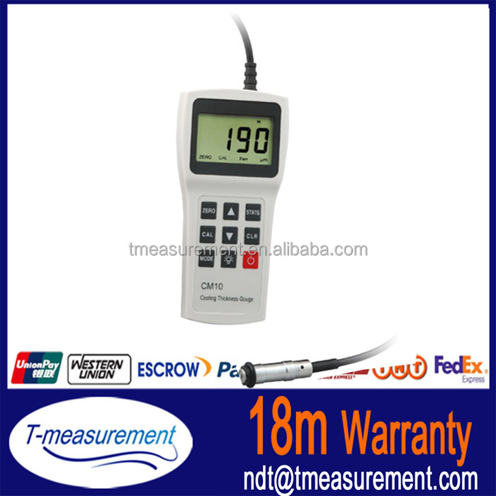 thickness measuring instrument,ultrasonic portable hardness tester