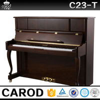indian best selling items piano size 123cm with chair cover and chair