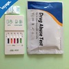 China high quality over 99% accuracy nice price multi panel drug test cassette