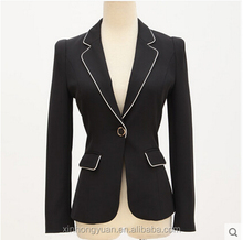 custom elegant hotel/bank/restaurant front desk captain uniforms for women
