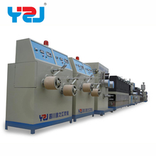 Plastic farm film PP PET pp pet strapping band production line manufacturer