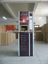 Korean 7 Hot Drinks Coin Operated Coffee Vending machine F306-HX