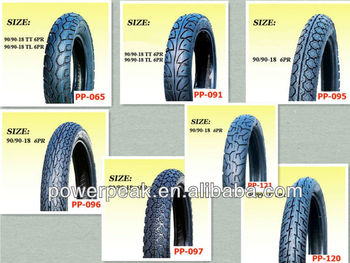 90-90-18 motorcycle tyre