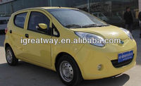 4 seats smart electric motor car(72V 5kW /7.5kw)
