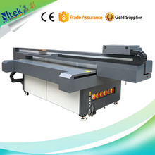 CE approved professional factory supply large format digital corrugated paper / banner printing machine price