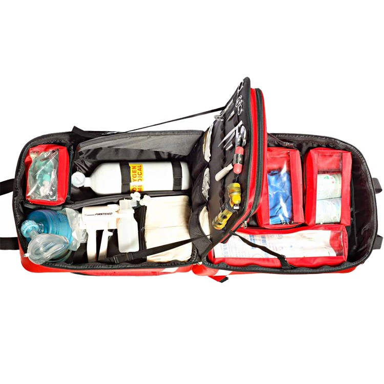 Professional Emergency Medical Bags First Aid Kit For Survival