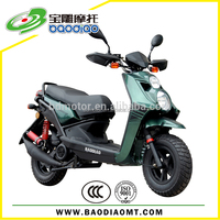Baodiao High Quality 150cc Gas Scooters Motorcycle China Manufacture Supply EEC EPA DOT
