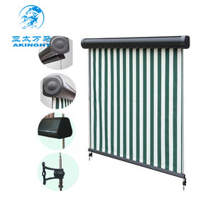 WM-C310 vertical drop down window awning for popular demands