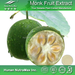 Natural Luo Han Guo Extract , Lo Han Guo Extract, Monk Fruit Extract