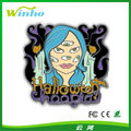 Winho custom custom witch pin badge with your own design